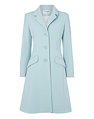 Helene Berman Wool-rich Coat
