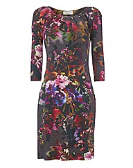 Apanage Midnight Flowers Dress