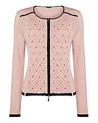 Gerry Weber Knitted Zip Jacket
