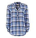 Esprit Cotton Check Shirt