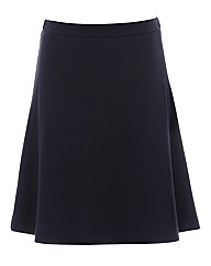 Esprit Flared Jersey Skirt
