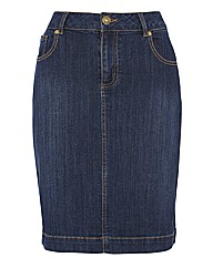 Seasalt Denim Skirt