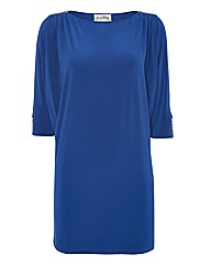 Joseph Ribkoff Diamante Tunic Top