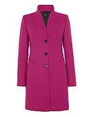 Ter De Caractere Wool-rich Coat