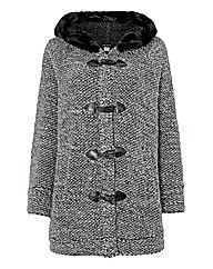 James Lakeland Poncho-style Jacket