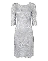 Montique Guipure Lace Dress