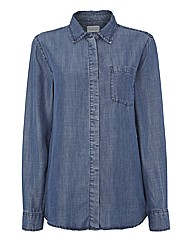 Esprit Ultrasoft Denim Shirt