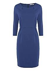 Monari Ponte Jersey Shift Dress