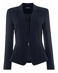 Apanage Crepe Tux-style Blazer