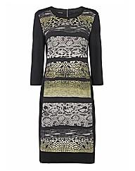 Gerry Weber Reptile Jersey Dress