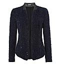 Vera Mont Sequin Sparkle Jacket