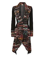 Joseph Ribkoff Longline Jersey Jacket