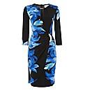 Joseph Ribkoff Printed Jersey Dress