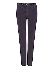 Michele Straight Leg Jean 30in
