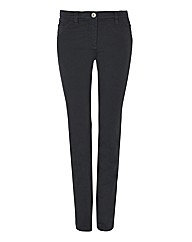 Michele Cotton Stretch Trousers 30in