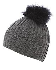 Helene Berman Pompom Hat