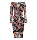 Bodyfrock Floral Print Dress