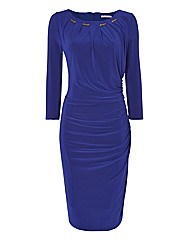 Gina Bacconi Silky Jersey Dress