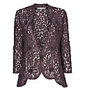 Chesca Sheer Lace Jacket