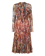 Gray & Osbourn Dress & Shrug Set