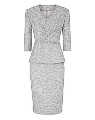 Mascara Tweed Dress & Jacket Outfit