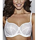 Panache White Tango II Underwired Bra