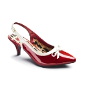 Viva La Diva Slingback Court Shoes E Fit