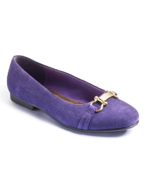 Viva La Diva Trim Ballet Pumps E Fit