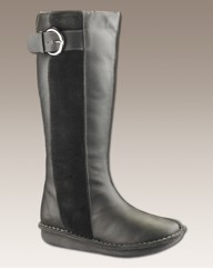 Sole Diva Hi Leg Boots EEE Fit