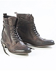 Joe Brown Double Zip Worker Boots