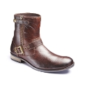 Jacamo Buckle And Zip Detail Boots