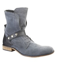 Rock And Revival Suede Slouchy Boot