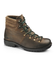 Hamnett Gold Hiker Boot