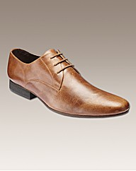 Rogers & Son Plain Lace Up Shoes