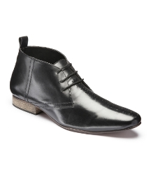 Rogers & Son Punch Out Lace Up Boots