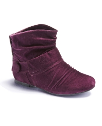 Viva La Diva Button Ankle Boots E Fit