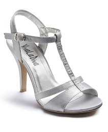 Viva La Diva Diamante Sandals D Fit