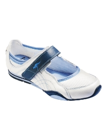 Kangaroos Touch & Close Trainers D Fit