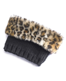 Viva La Diva Faux Fur Boot Toppers