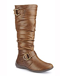 Legroom Boots E Fit Ultra Large Calf