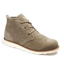 Caterpillar Lace Up Suede Ankle Boot