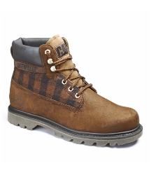 Caterpillar Mens Lace Up Ankle Boot