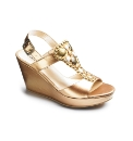 Fusions By East Jewelled Wedge E Fit