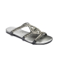Isabella Cole Beaded Mule Sandal E Fit