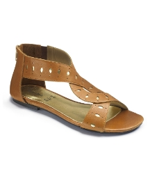Angel Ribbons Crossover Sandal E Fit