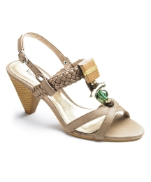 Viva La Diva T-Bar Trim Sandal EEE Fit