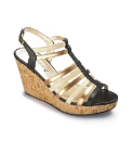 And Abigail Strappy Wedges E Fit