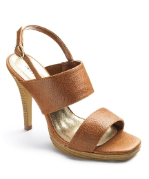Jeffrey & Paula Strappy Shoe E Fit