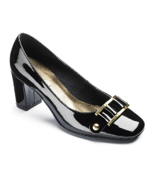 Viva La Diva Buckle Court E Fit