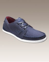 Boxfresh Canvas Boat Shoe